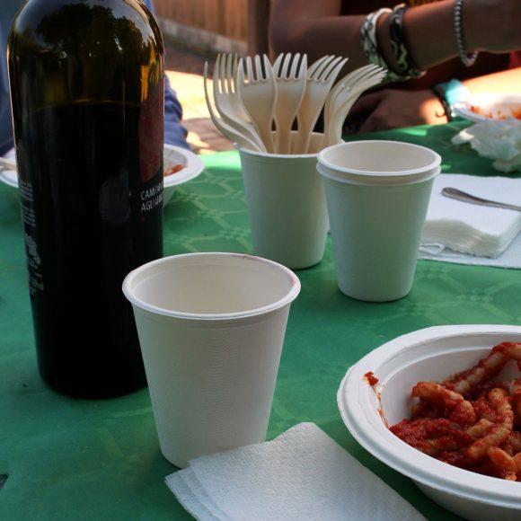 Bicchieri e Forchette